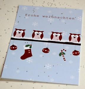 Postkarte-vier-Eulen-1