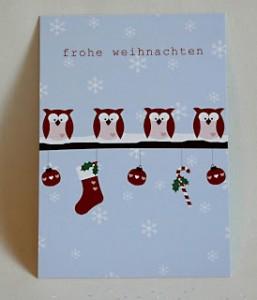 Postkarte-vier-Eulen-3
