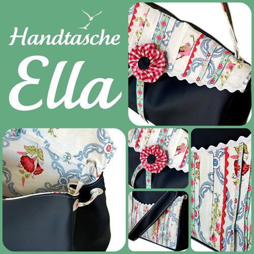 Ella-Kunstlederkub
