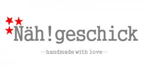 Nähgeschick-Logo-grauSternerot-Banner-für-Lillesol