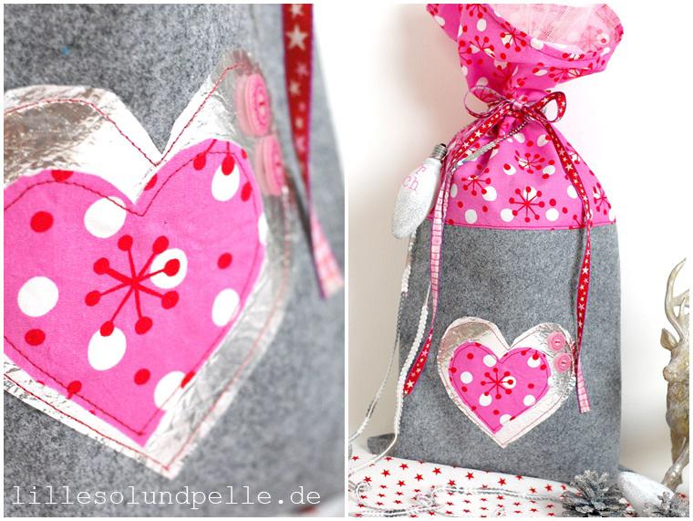 Schnittmuster-lillesol-pelle-Geschenkverpackung-nähen-für-Weihnachten-Collage-3-Kopie