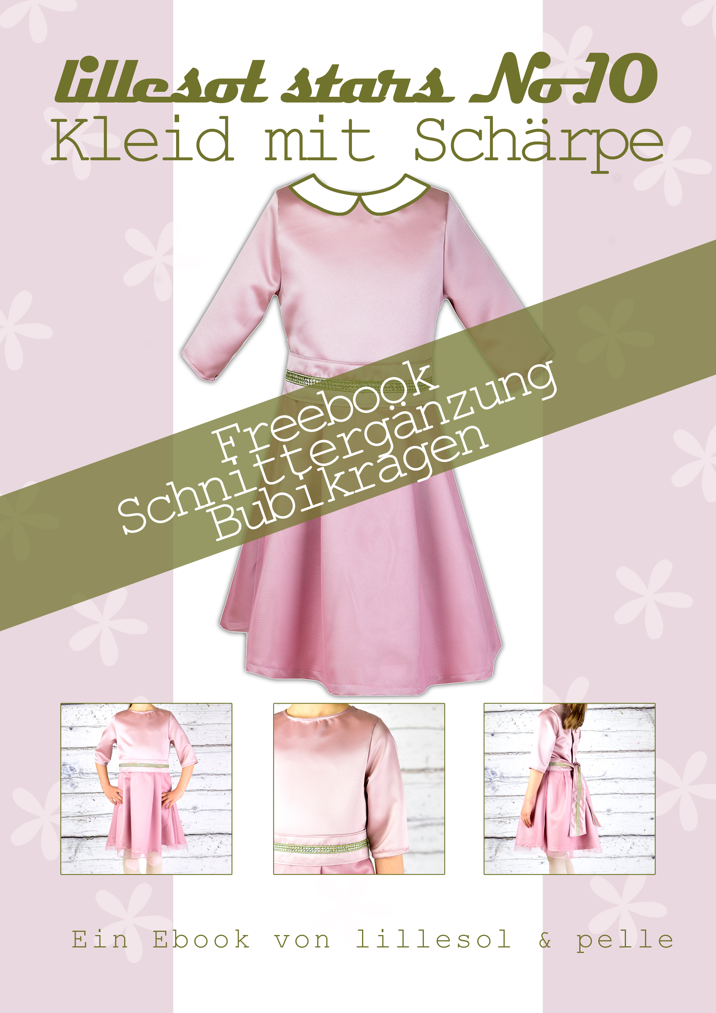 Titelbild Ebook ls10 Kleid Schärpe schnittergänzung bubikragen Kopie