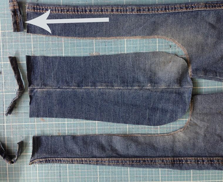 tutorial jeans recycling eine reithose n hen lillesol pelle schnittmuster ebooks n hen. Black Bedroom Furniture Sets. Home Design Ideas