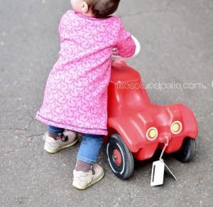 Schnittmuster Ebook lillesol und pelle nähen Tunika Tunikakleid Baby Kleinkinder Mädchen