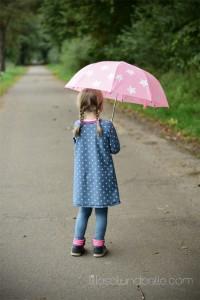 Schnittmuster Ebook Nähen Kinder Mädchen Tunika Tunika-Kleid Jersey