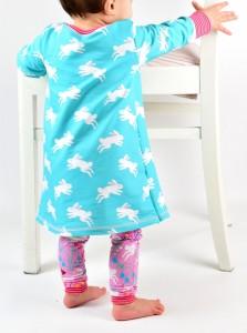 Schnittmuster Ebook Kinder Baby Tunika Treggings lillesol und pelle basics Hamburger Liebe Hasen Bunny Belle Bo