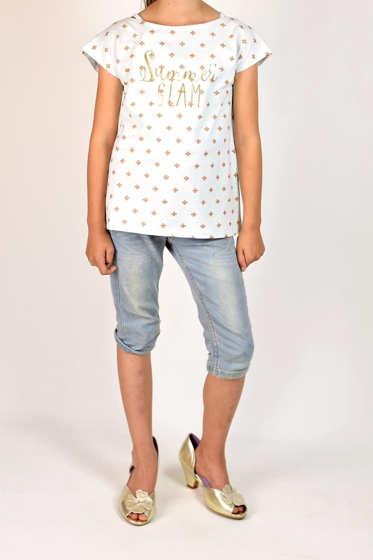Schnittmuster Ebook nähen Sommershirt Uboot-Ausschnitt angeschnittene Ärmel lässiges Shirt Summer Glam Alles für selbermacher