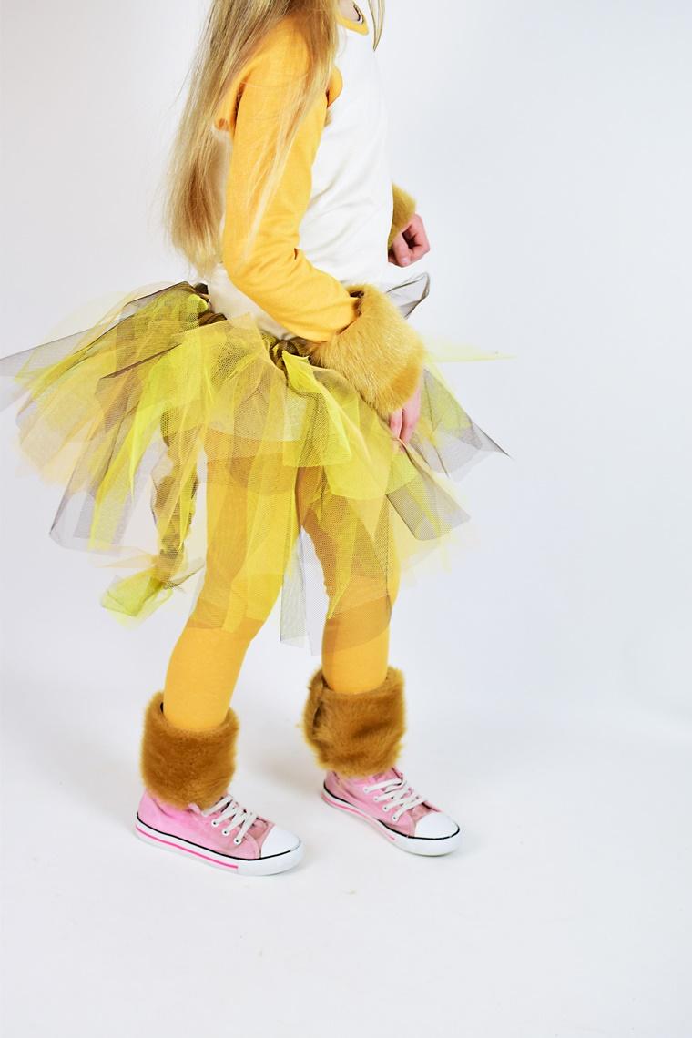 Löwe Kostüm 03