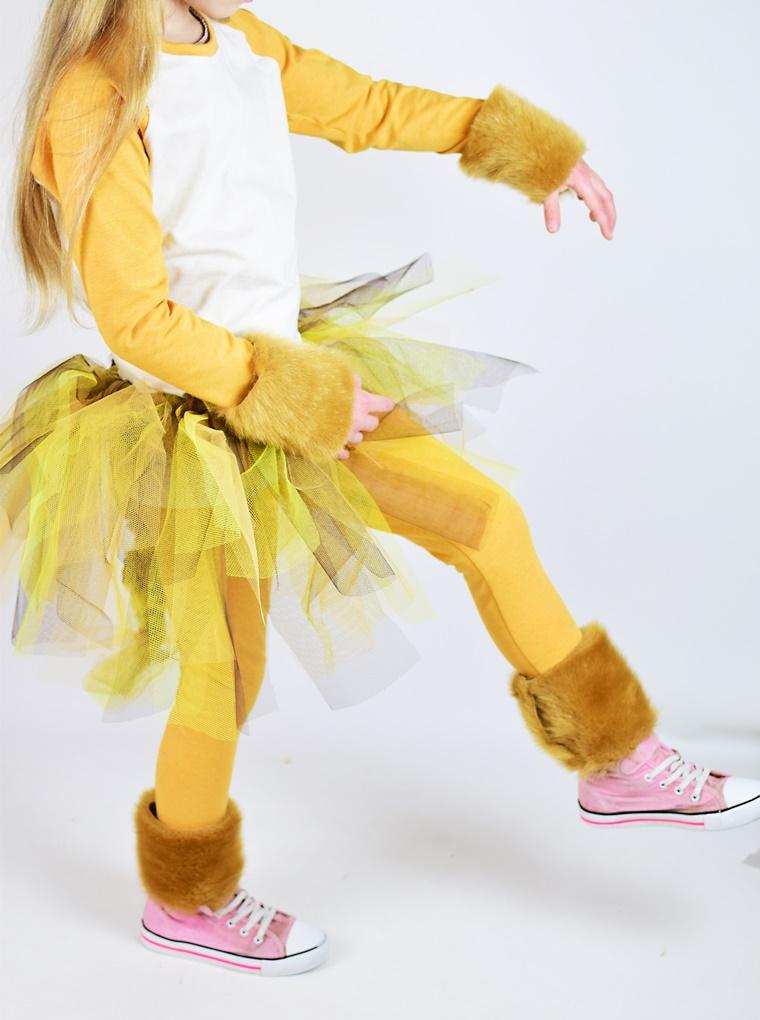 Löwe Kostüm 04
