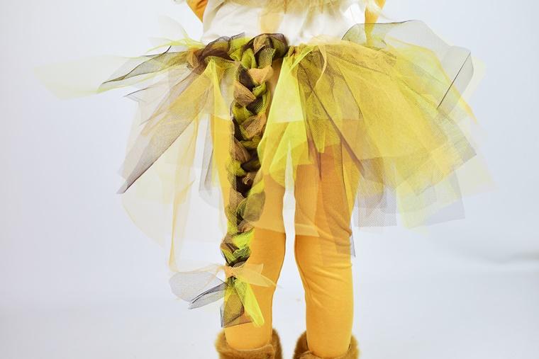 Löwe Kostüm 06