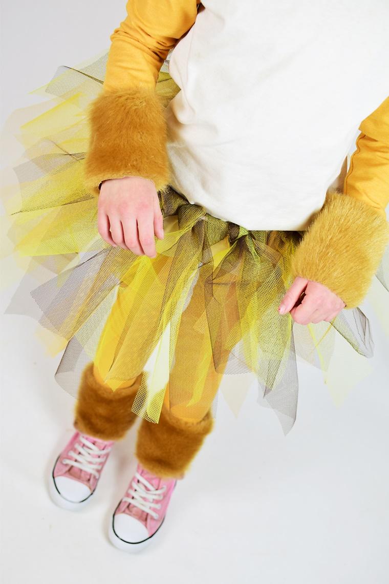 Löwe Kostüm 09