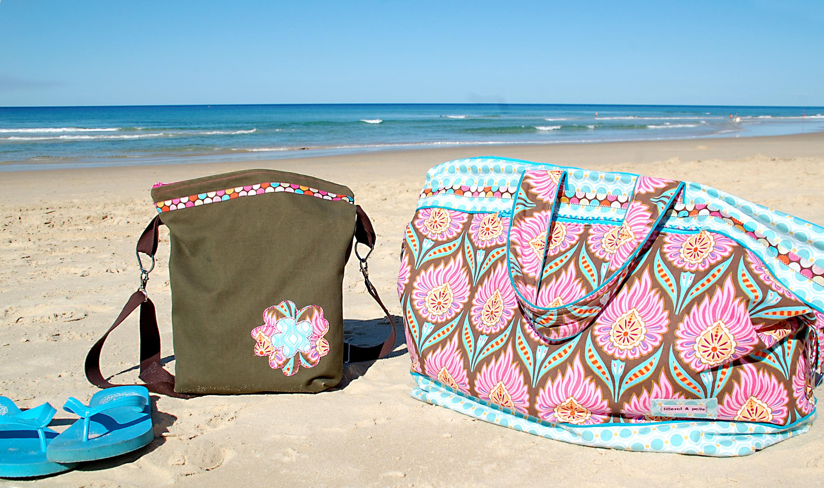 Schnittmuster Basic Bag Tasche