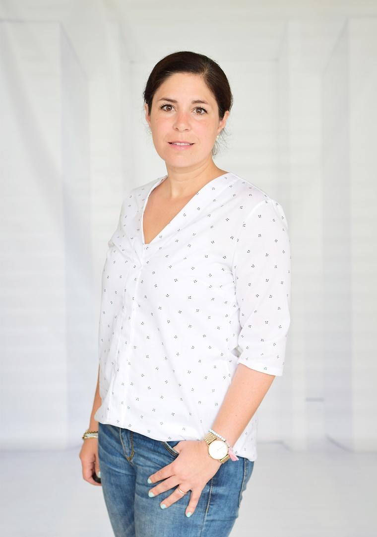 Schnittmuster Ebook nähen Marisol Bluse