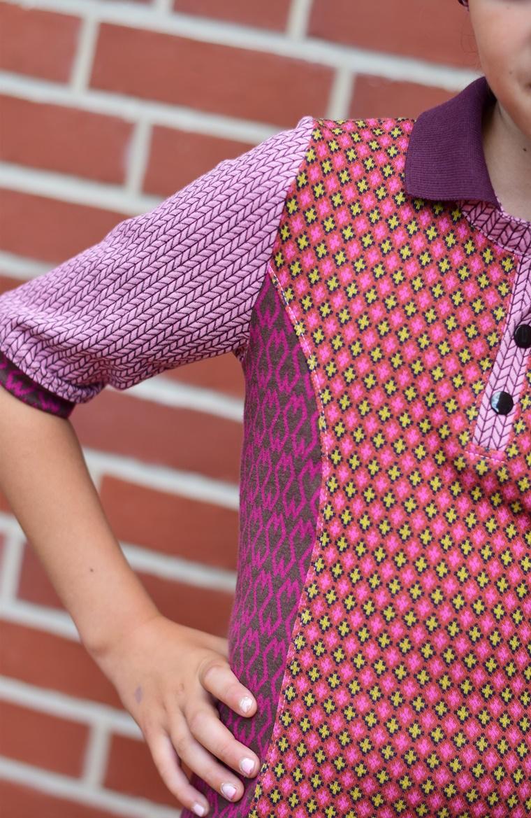 Schnittmuster Ebook Polokleid Poloshirt nähen Anleitung