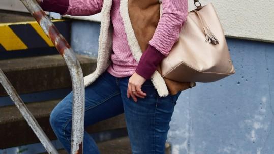 Schnittmuster nähen Ebook Shirt rollkragen Kuschelkragen Albstoffe Hamburger Liebe Knitknit
